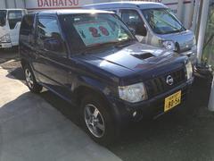 キックスRX 4WD ターボ ナビ ETC