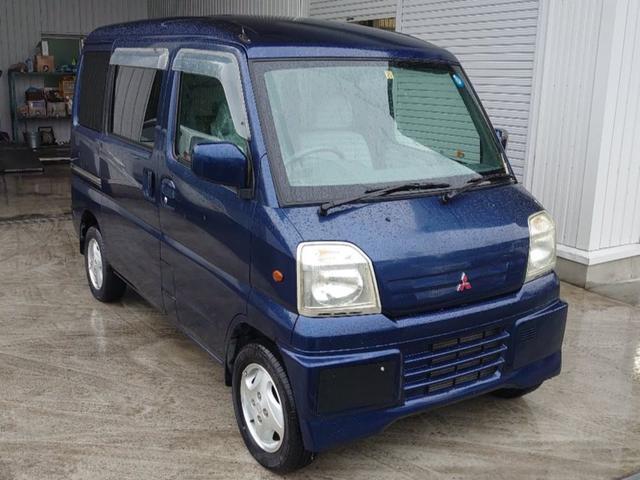 三菱 タウンボックス LX 4WD MT