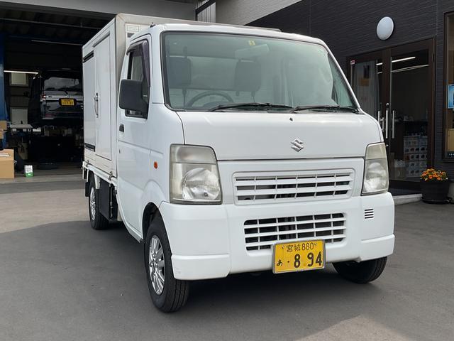 スズキ キャリイトラック  移動販売車 2WD 5MT