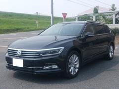 VW パサートヴァリアントTSIコンフォートライン クルーズコントロールレーンアシスト