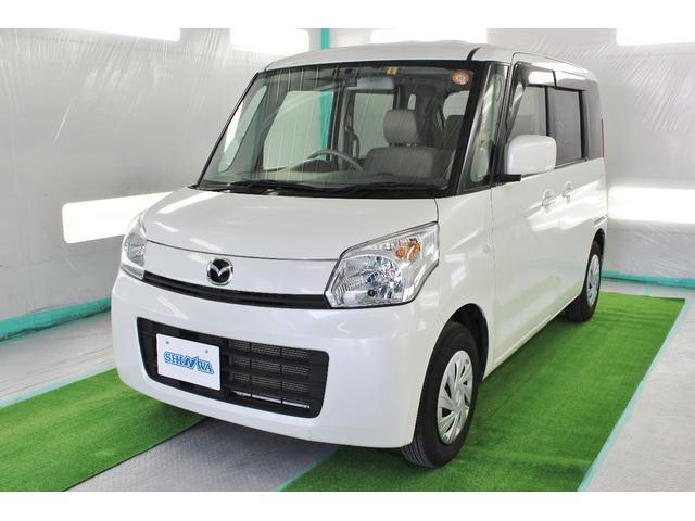 マツダ XG 福祉車両 軽自動車 スロープ式車いす移動車 グー保証