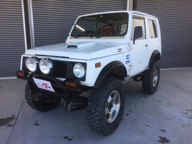 スズキ HA 4WD ターボ 5速 リフトアップ公認 15インチAW