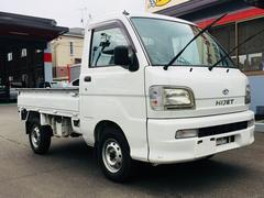 ハイゼットトラック4WD 5MT エアコン付き