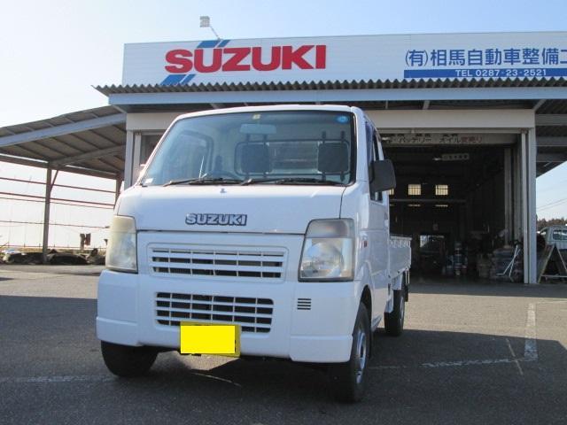 スズキ KU エアコン・パワステ 4WD 5速ミッション