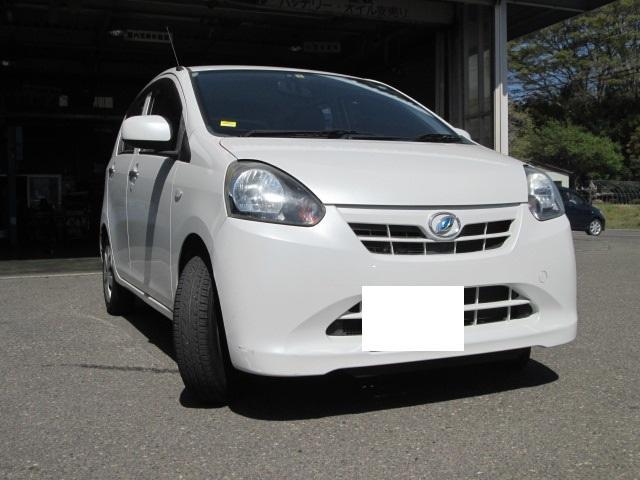 ダイハツ L エコアイドル 低燃費 キーレス 衝突安全ボディ アイドリングストップ CD ABS エアバッグ エアコン パワーステアリング パワーウィンドウ