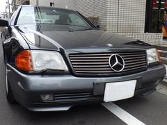 M・ベンツ500SL