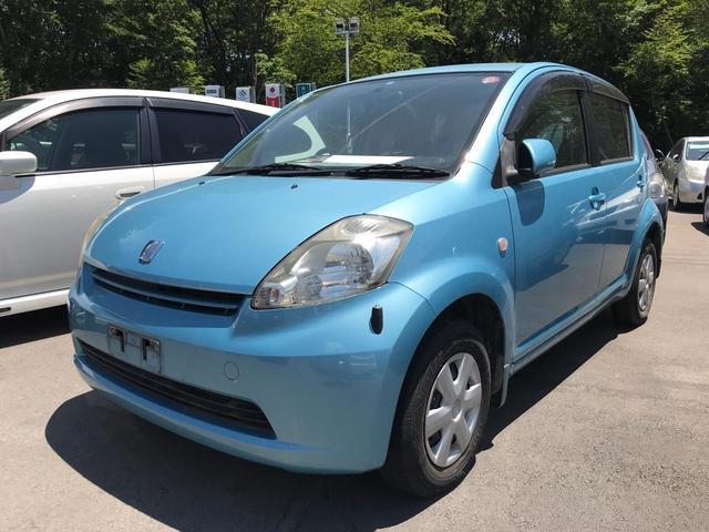 トヨタ X AT ワンオーナー CD MD コンパクトカー エアコン
