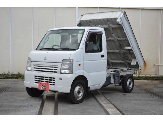 スズキ キャリイトラック キンタロウダンプ ユーザー買取 4WD MT