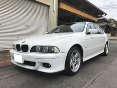 BMW525i Mスポーツリミテッド 社外ナビフルセグTV ETC