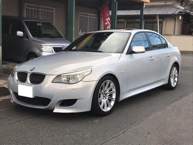 BMW 525i Mスポーツパッケージ ナビTV サンルーフ アルミ