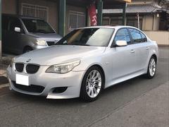 BMW525i Mスポーツパッケージ ナビTV サンルーフ アルミ