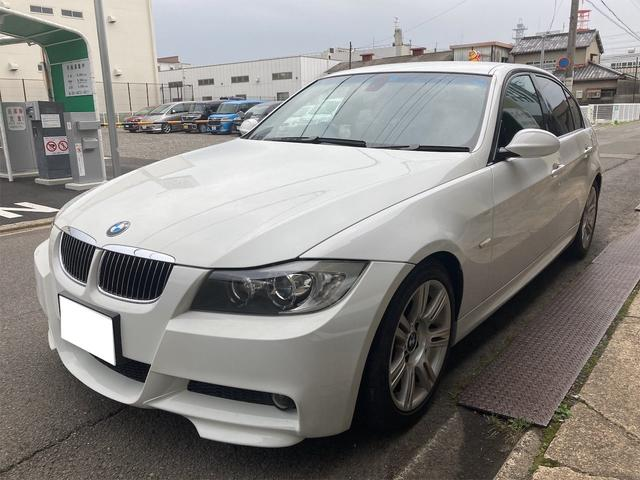 BMW 3シリーズ 323i Mスポーツパッケージ 社外ナビTV ETC 純正BMWアルミホイール
