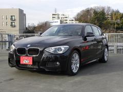 BMW116i Mスポーツ 純正ナビ・ETC・HID