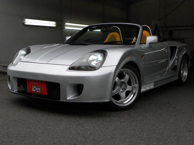 トヨタ Sエディション  モノクラフトエアロ シーケンシャル5FMT