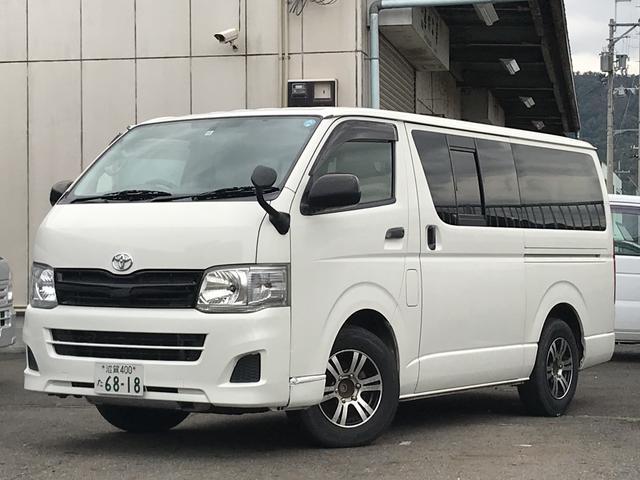 トヨタ ロングDX  ディーゼル 地デジナビ ETC ワンオーナー