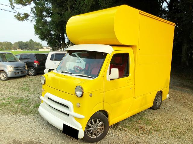 スズキ  移動販売車 移動加工車 キッチンカー ケータリングカー