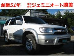ハイラックスサーフSSR−X パッケージC PW オートマ 4WD