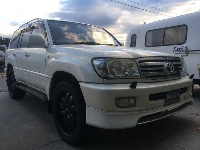 トヨタ 4WD フル装備 5ドア オートマ 車検整備付 パールM