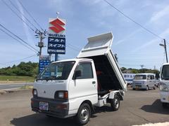 ミニキャブトラックダンプ パワステ 4WD