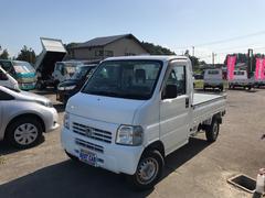 アクティトラックベースグレード エアコン パワステ 4WD