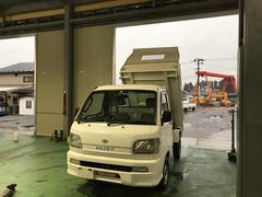 ハイゼットトラック多目的ダンプ PTO式 エアコン パワステ 4WD