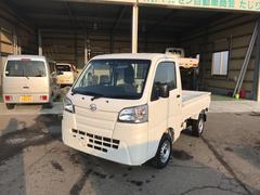 ハイゼットトラックスタンダードSAIIIt 4WD ABS 5速マニュアル