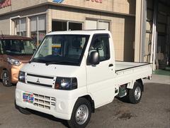 ミニキャブトラックVタイプ エアコン パワステ 4WD