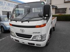 ダイナトラック2t 排ガス規制適合 MT 2WD