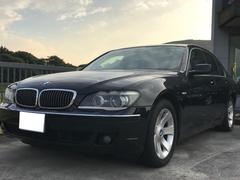 BMW740i 純正アルミ スマートキー サンルーフ
