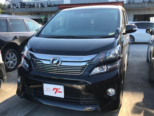 トヨタ 2.4Z SDナビTV バックモニター スマートキー 片側パワースライドドア