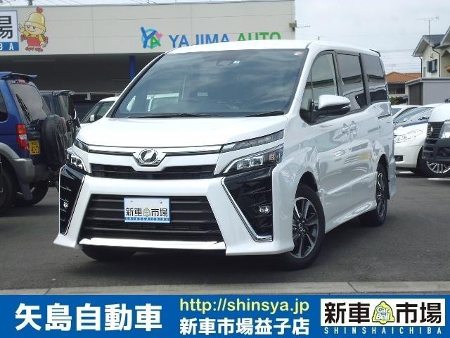ヴォクシー(トヨタ)ZS 中古車画像