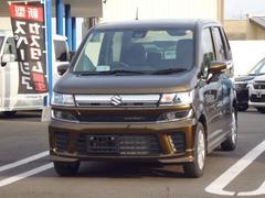 ワゴンRハイブリッドFZ セーフティパッケージ装着車 新車