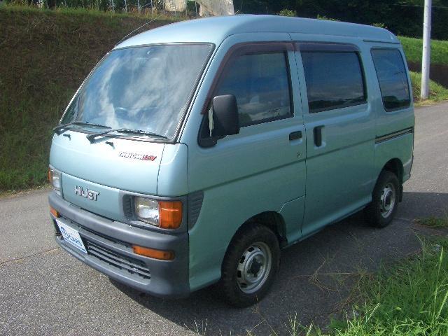 ダイハツ 天晴 マニュアル4WD