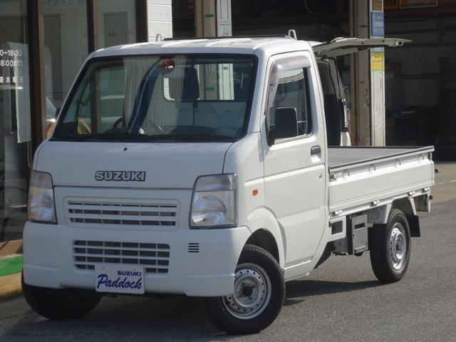 スズキ KCエアコン・パワステ 4WD AT ワンオーナー