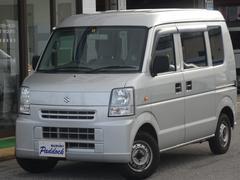 エブリイPC 4WD 5MT パワステ エアコン キーレス