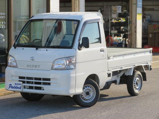 ダイハツ エアコン・パワステ スペシャル 4WD 5MT エアコン パワステ AM/FMラジオ