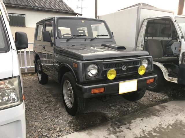 スズキ HC 4WD