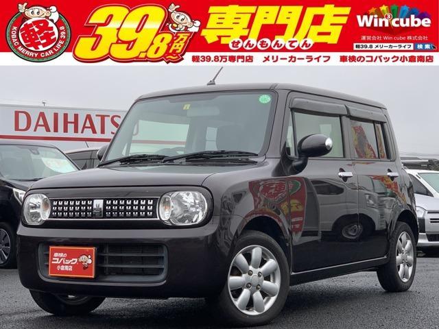 スズキ Xセレクション プッシュスタート・キーレス・シートヒーター付・禁煙車