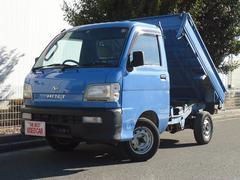 ハイゼットトラック4WD ローダンプ EFI スーパーデフロック