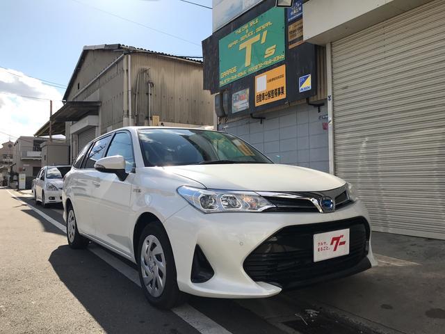 カローラフィールダー(トヨタ) ハイブリッドG 中古車画像