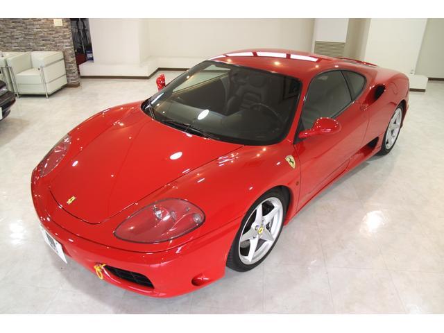 フェラーリ モデナF1