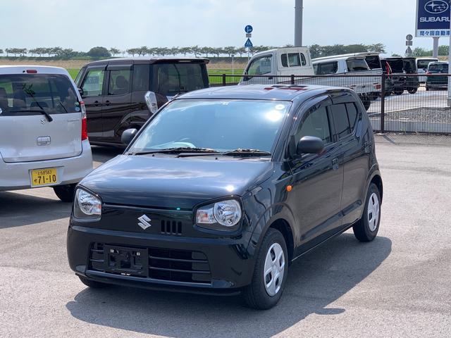 スズキ アルト L ワンオーナー フロアカーペット ドアバイザー ETC キーレスエントリー 車検整備付き