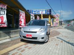 パッソX  純正SDナビ・ETC・シートカバー・社外アルミホイール