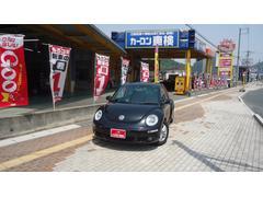 VW ニュービートルLZ  黒革シート フロントシートヒーター サンルーフ