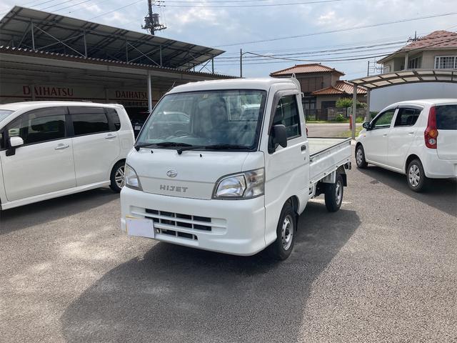 ダイハツ エアコン・パワステ スペシャル 4WD 5速マニュアル車 軽トラック