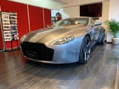 アストンマーティン V8ヴァンテージクーペ キャンセラー レッド本革シート