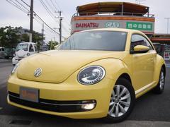 VW ザ・ビートルデザイン SDナビTV バックモニター