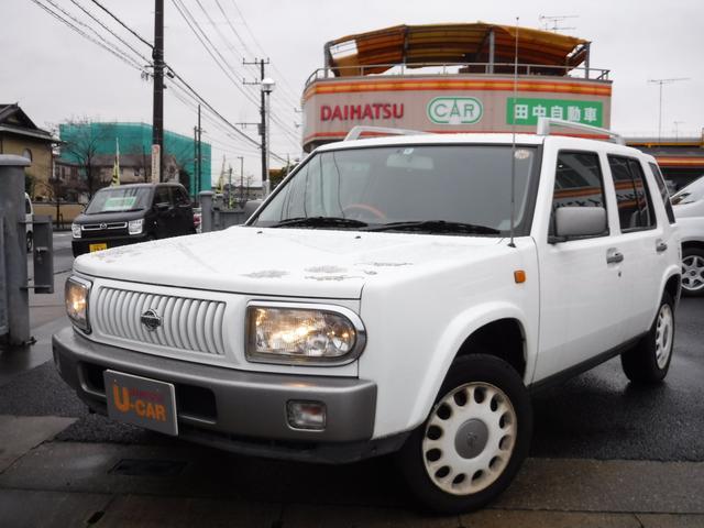 日産 ft タイプII 4WD キーレス ETC 背面タイヤ