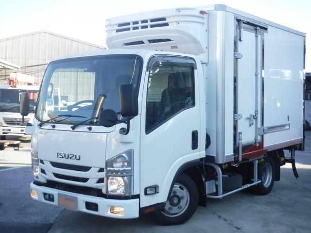 いすゞ 3.0ディーゼルターボ 2トン冷蔵冷凍車 サイドトビラ
