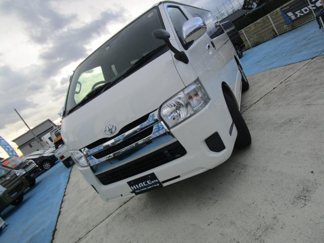 トヨタ ロングGLパッケージ仕様5Dディーゼルターボ4WD